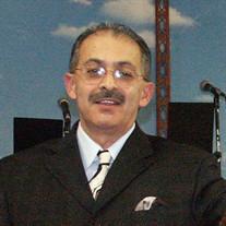 Pastor Heriberto Gonzalez