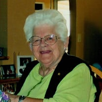 Phyllis Madelaine Wagner