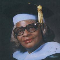 Dr. Jessie McFadden-Muldrew