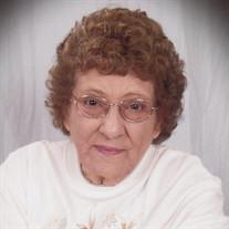 Margaret Charlene Bolick Morrow
