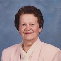 Verla J. Cartwright-Donaldson