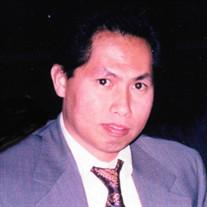 Mr. Ricardo  Joboco Seblante of Palatine