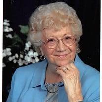Hilda Jean Anderson Hebert