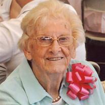 Helen Evelyn Siegfried
