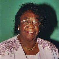 Mrs. Victoria Simmons Cash