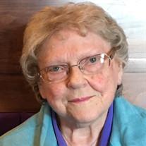 Margaret Jane Moad