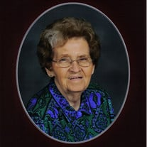 Mrs. Mary Reutter