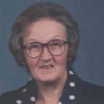 """Margaret  L. """"Poggie""""  Sandefur"""