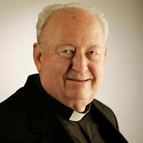 Rev. Monsignor Francis Xavier Mankel, V.G., S.T.L