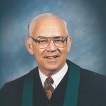 Rev. Robert D.  Belew