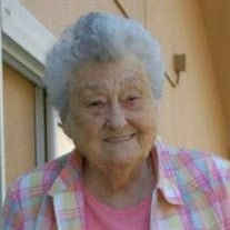 Mrs. Jean Childs Pitts