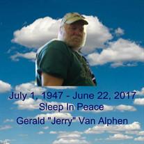 Gerald R. VanAlphen