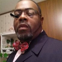 "Mr.   Jamal Xavier ""Zay"" Townsend"