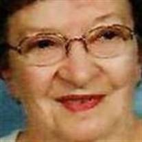 Martha J. Steinacker