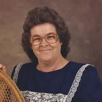 Mrs. Patricia Ann King