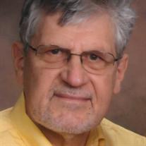 """Paul Earl """"Pep"""" Peterson"""