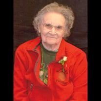 Margaret F. Everts