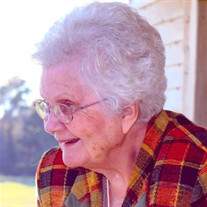 Mrs. Nelda Ruth Wallace Bolton