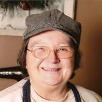 "Judith ""Judy"" Jean Jackson"