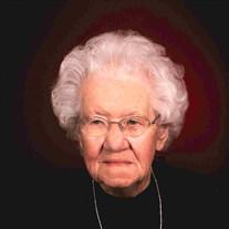 Evelyn Rose  Gustafson Larson