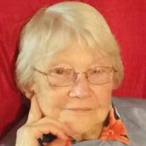 Margaret Elizabeth (Woodburn) Chapman