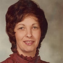 Mrs. Carol Jean Nobles