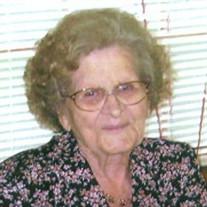 Margaret Frances Lankford