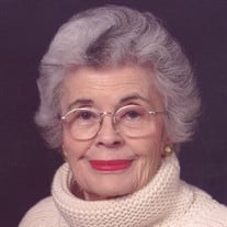 Edith Young Crowell