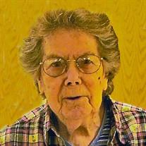 Mrs. Frances Mae Jernigan
