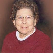 Marjorie Bacon