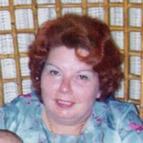 Margarette  Wah Ni Tahe Baker