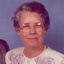 Mrs. Lottie Maxwell