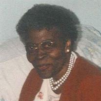 Mary Bettie Staplefoote Hoover