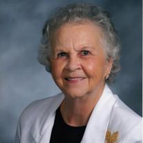 Mrs. Mildred Jo Hardin
