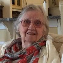 Mrs. Gladys Barnett Dowdell