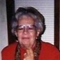 Mrs. Eunice Vivian Chadwick