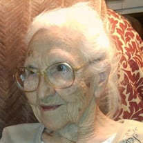 Thelma May Parrie