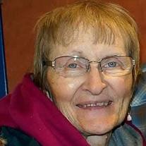 Mrs Donna M. Narney
