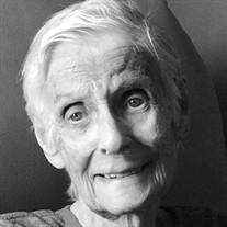 Jane Margaret Swanson