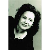 Mary C Adrian Obituary