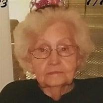 Verna Mae Webber