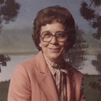 Ethel Wood Walker