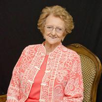 Mary  Frances Muriel Kjerulff Baker