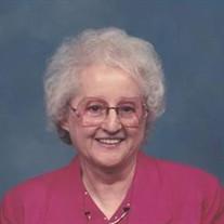 Joan Elizabeth Magill Liechty