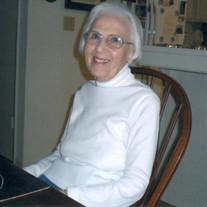 Virginia Lee Rowley