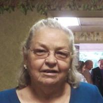 Mrs. Evelyn Marie Rosenberger