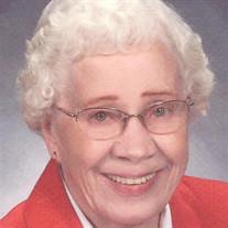 Mary Ina Hudson