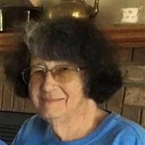 Mary Nancy Copeland