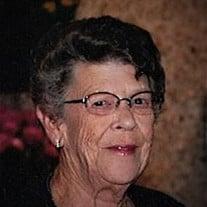 Delores Elaine Wellington