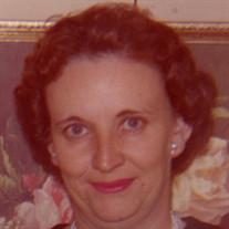 Ouida Faye Thompson